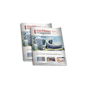 Jahresabo dachbaumagazin