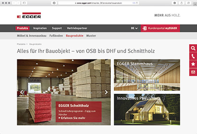 EGGER Building Products GmbH