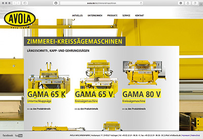 AVOLA Maschinenfabrik A. Volkenborn GmbH & Co. KG