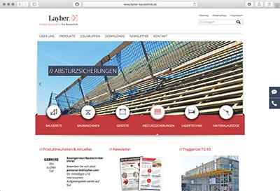 Layher Bautechnik GmbH