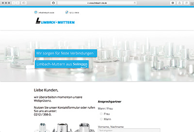 Karl Limbach & Cie. GmbH & Co. KG Metallwarenfabrik ggr. 1898