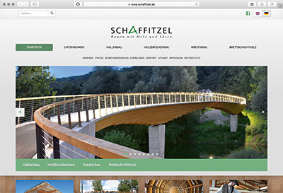 Schaffitzel Holzindustrie GmbH + Co. KG Bauen mit Holz und Ideen