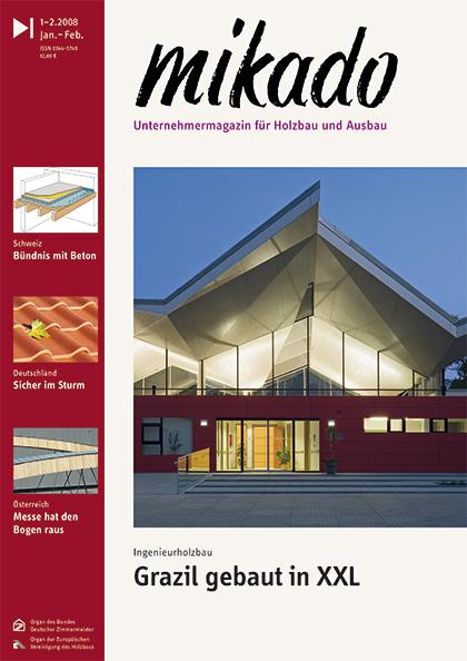 mikado Ausgabe 1-2.2008