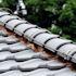 Ausführungsdetails: Linientreue am Dach