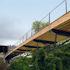 Brückenbauwerke: Passerellen mit Esprit