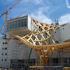 Centre Pompidou: Ein Dach wie eine Achterbahn