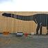 Ausstellungshalle: Dinosaurier wohnen größer