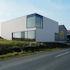 Büro- und Ausstellungsgebäude: Zimmerei verschönert Ortseingang