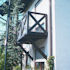 Holzbalkon: Feuchtigkeit lässt Balkon einstürzen