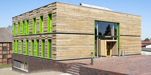 Holz Fassaden innovative holzfassaden in mecklenburg vorpommern mikado