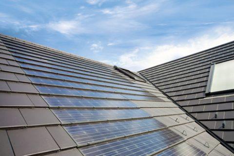 Strom vom Dach