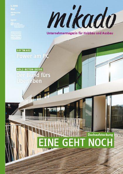 mikado Ausgabe 5.2018