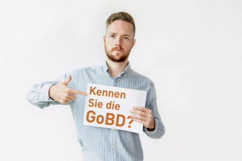 Kennen Sie die GoBD?