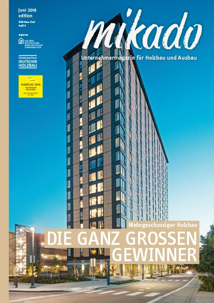 mikado Ausgabe 06.2018