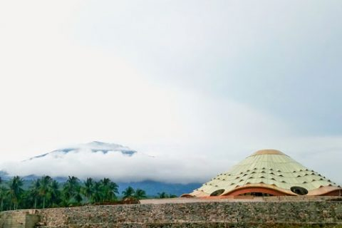 Der Tempel am Berg