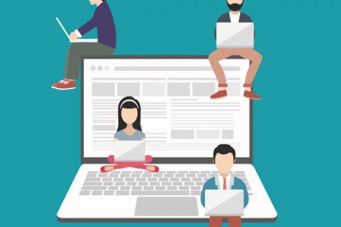 Die zwei Pfeiler der Onlinewerbung