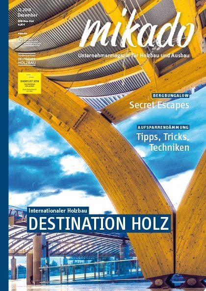 mikado Ausgabe 12.2018