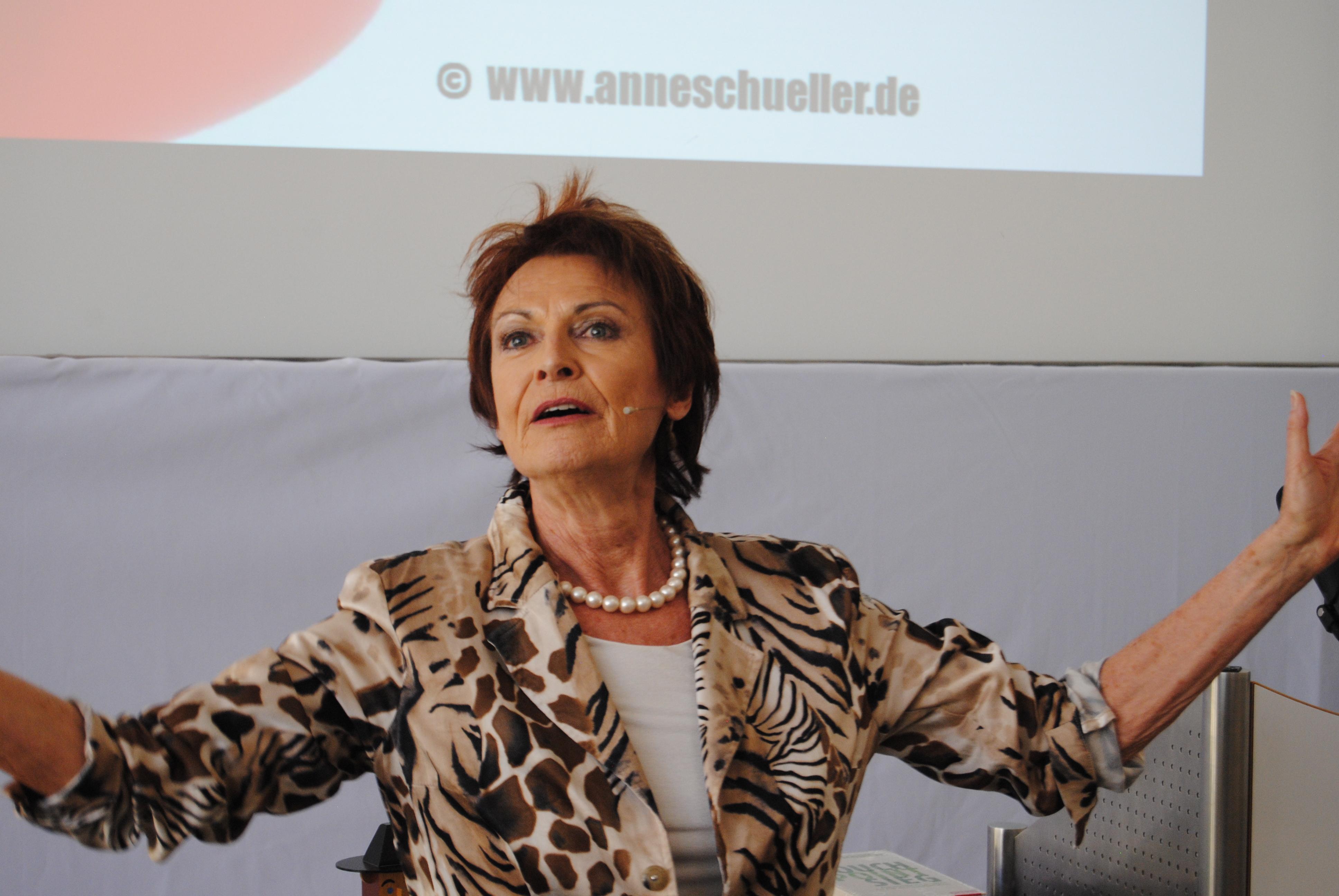 Erlus Forum, Anne M. Schüler, Empfehlungs-Marketing