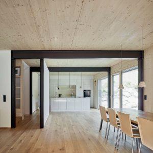 Innenansicht modernes Wohnzimmer