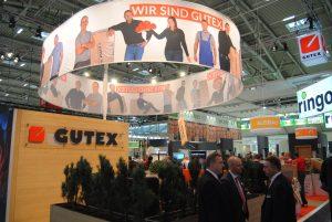 Aussteller Gutex auf der Messe BAU 2019 München