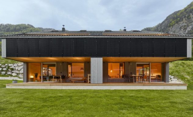 Doppelwohnhaus auf dem Land in Österreich