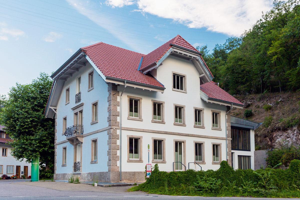 Gesundheitszentrum im Schwarzwald