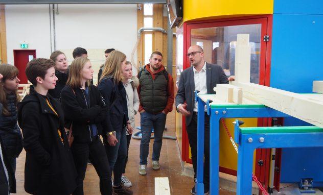 Studenten; Markus Weitzmann; Ausbildungszentrum Biberach
