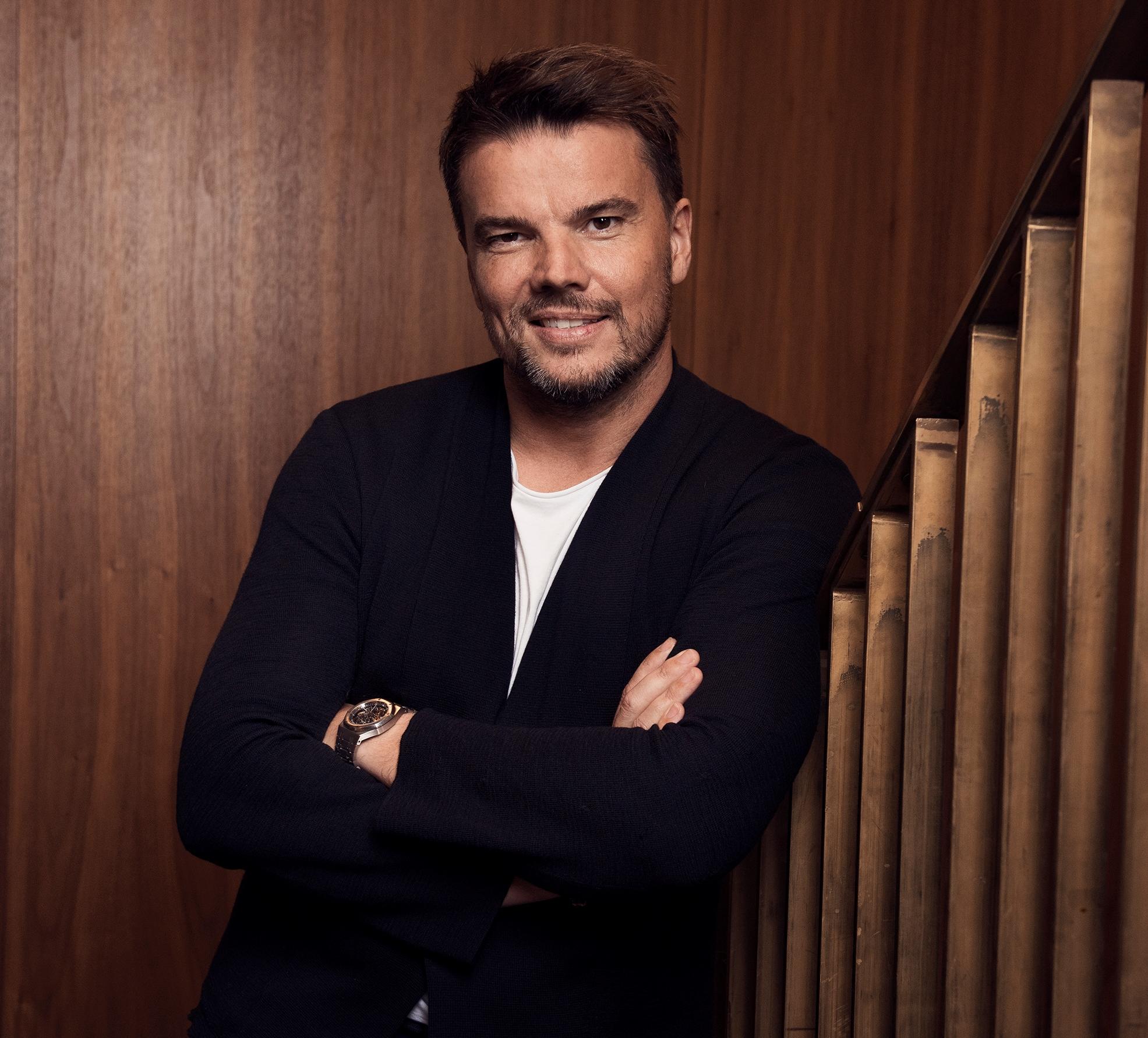 Bjarke Ingels; Architekt
