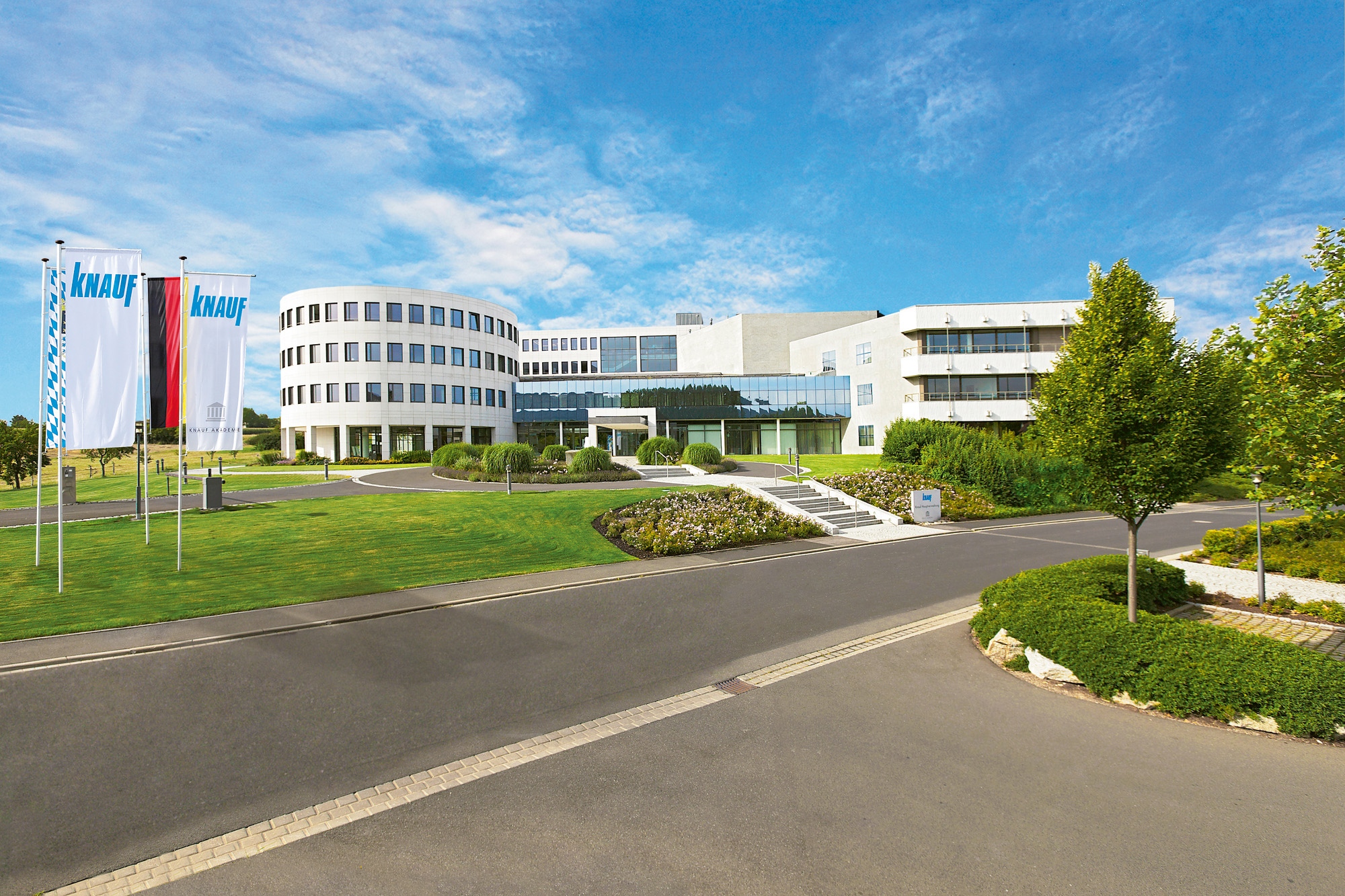 Knauf; Unternehmenssitz; Iphofen