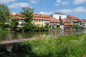 Stadt Bamberg, Regnitz
