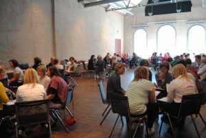 16. Frauen-Forum in Bamberg, Workshop