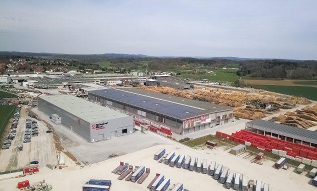 Produktionshalle; Schwörer Haus