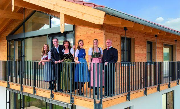 Regnauer; Musterhaus; Familie Regnauer