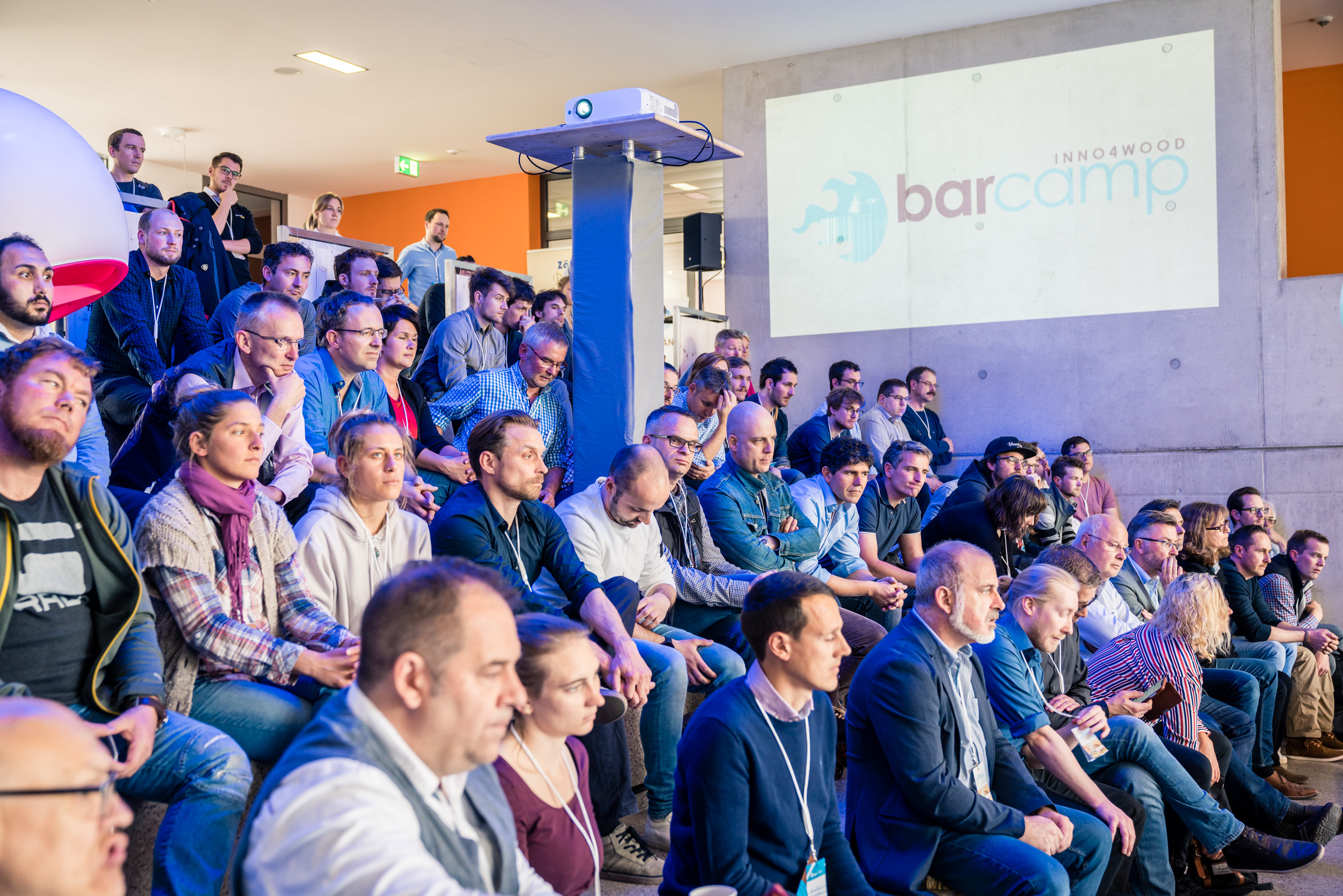 Inno4wood-Barcamp; Teilnehmer; Hochschule Kempten