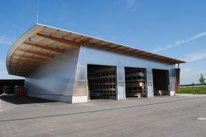 Lager- und Logistikhalle; Gumpp & Maier