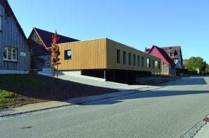 Firmengebäude Kost Kamm; Windelsbach