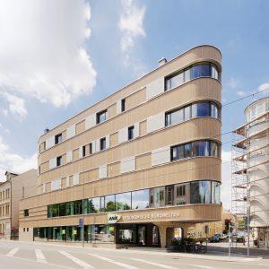 Wohn- und Geschäftshaus; Leipzig
