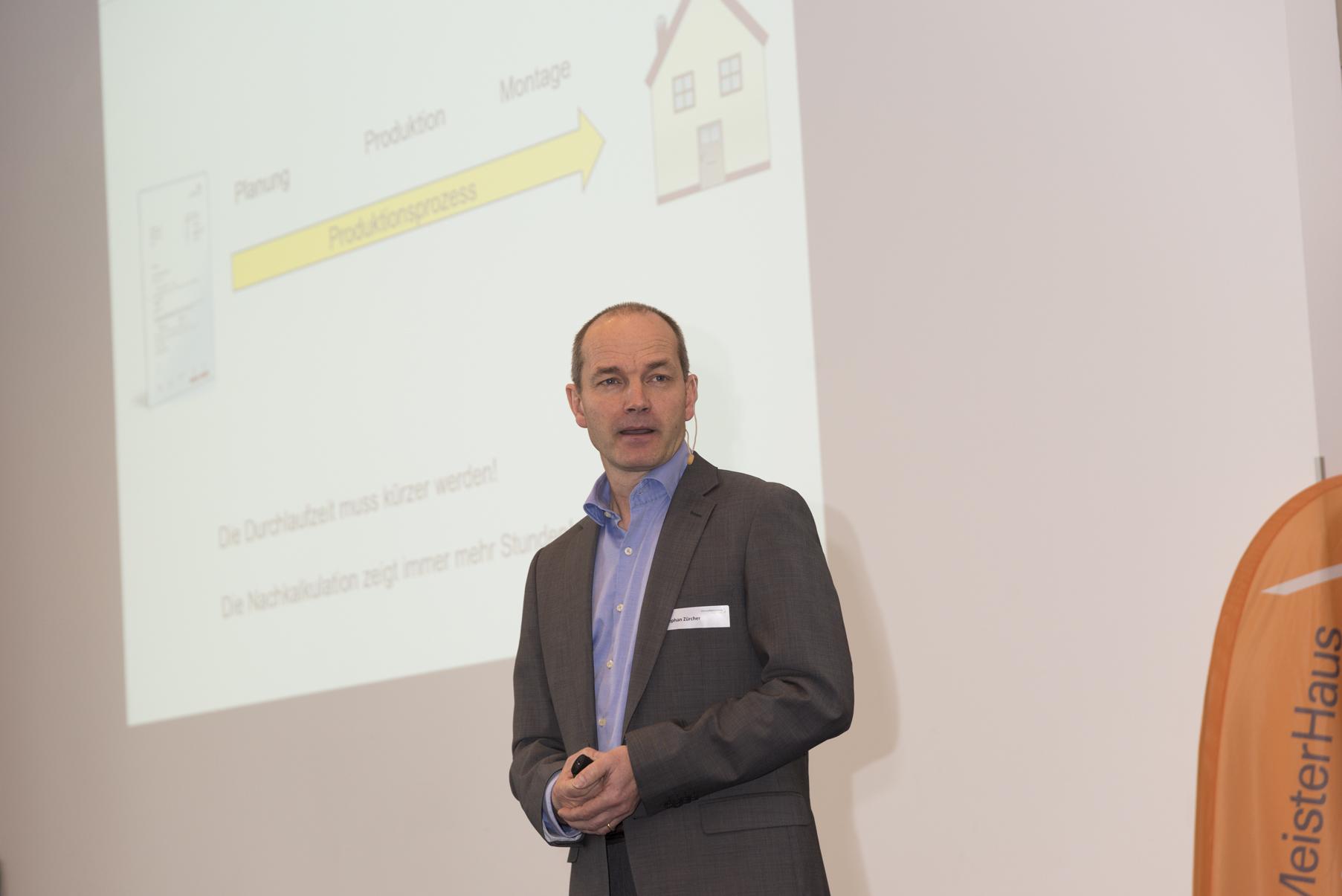 Stefan Zürcher; Zimmer Meister Haus