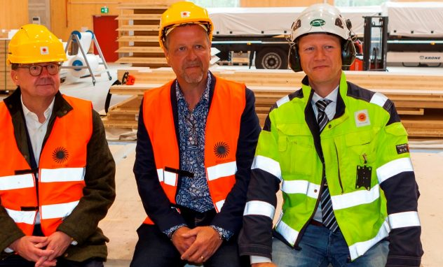 Karl-Henrik Sundström, Leif Haraldsson, Joakim Sveder