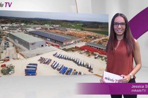 SCHWÖRERHAUS eröffnet neue Produktionshalle