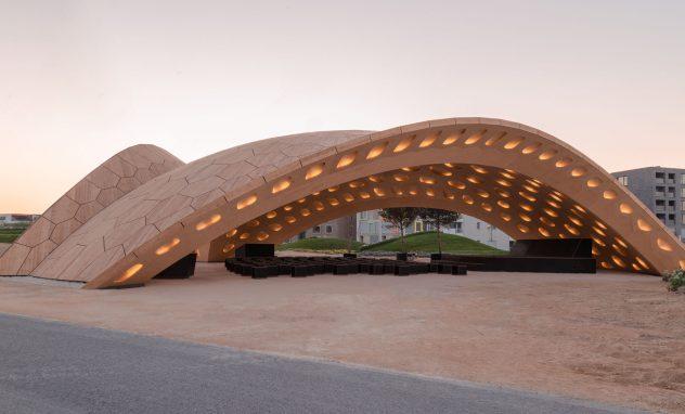 Pavillon; Bundesgartenschau