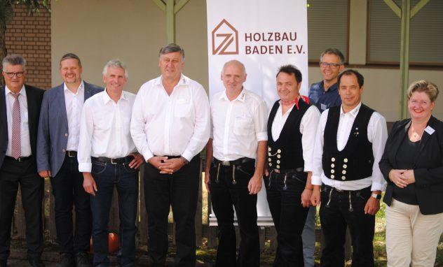 Präsidium von Holzbau Baden e. V.