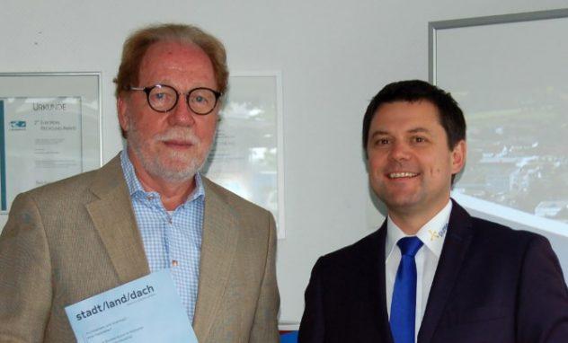 Klaus Niemann und Andreas Huther