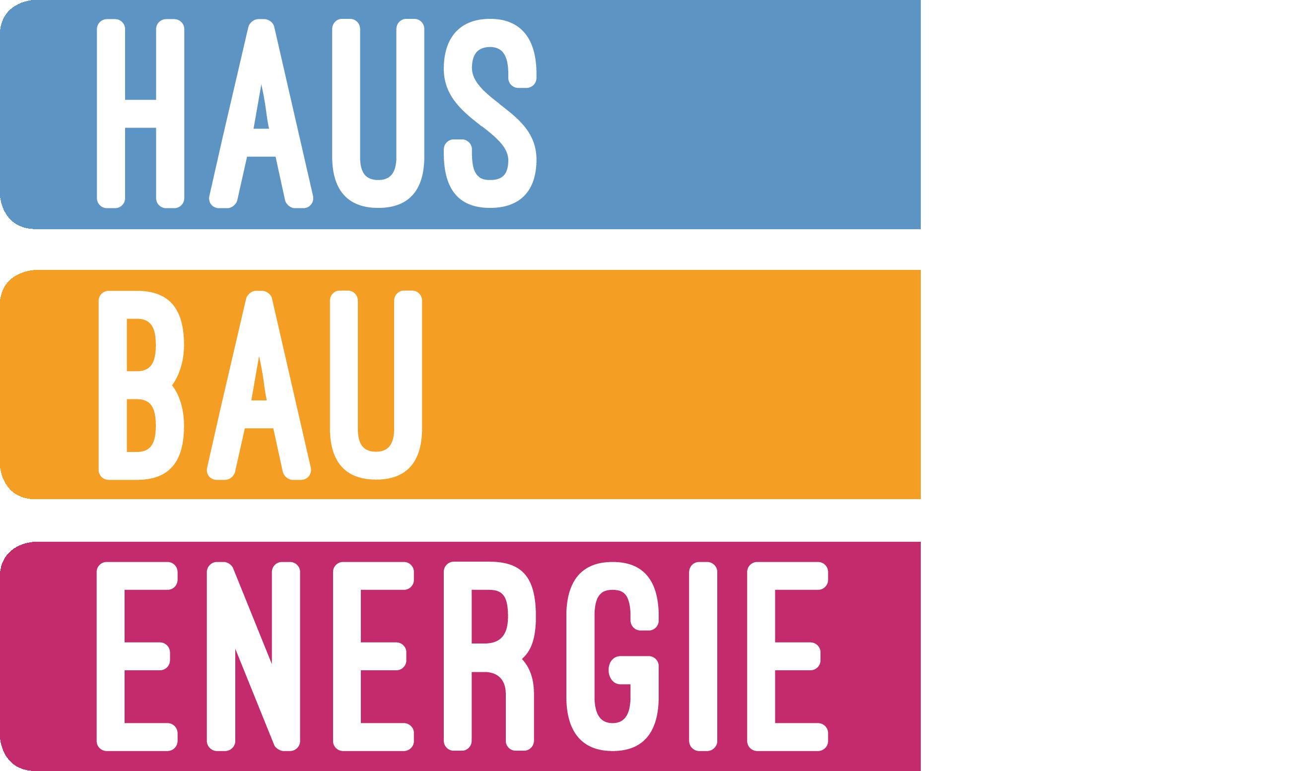 Logo Messe Haus Bau Energie