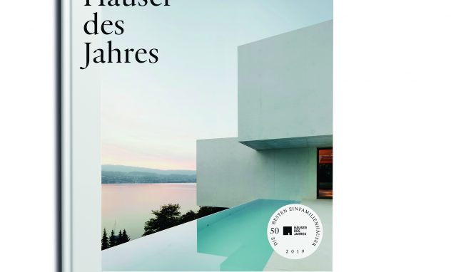 Buchtitelbild Häuser des Jahres
