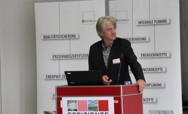 Referent Hans Erhorn