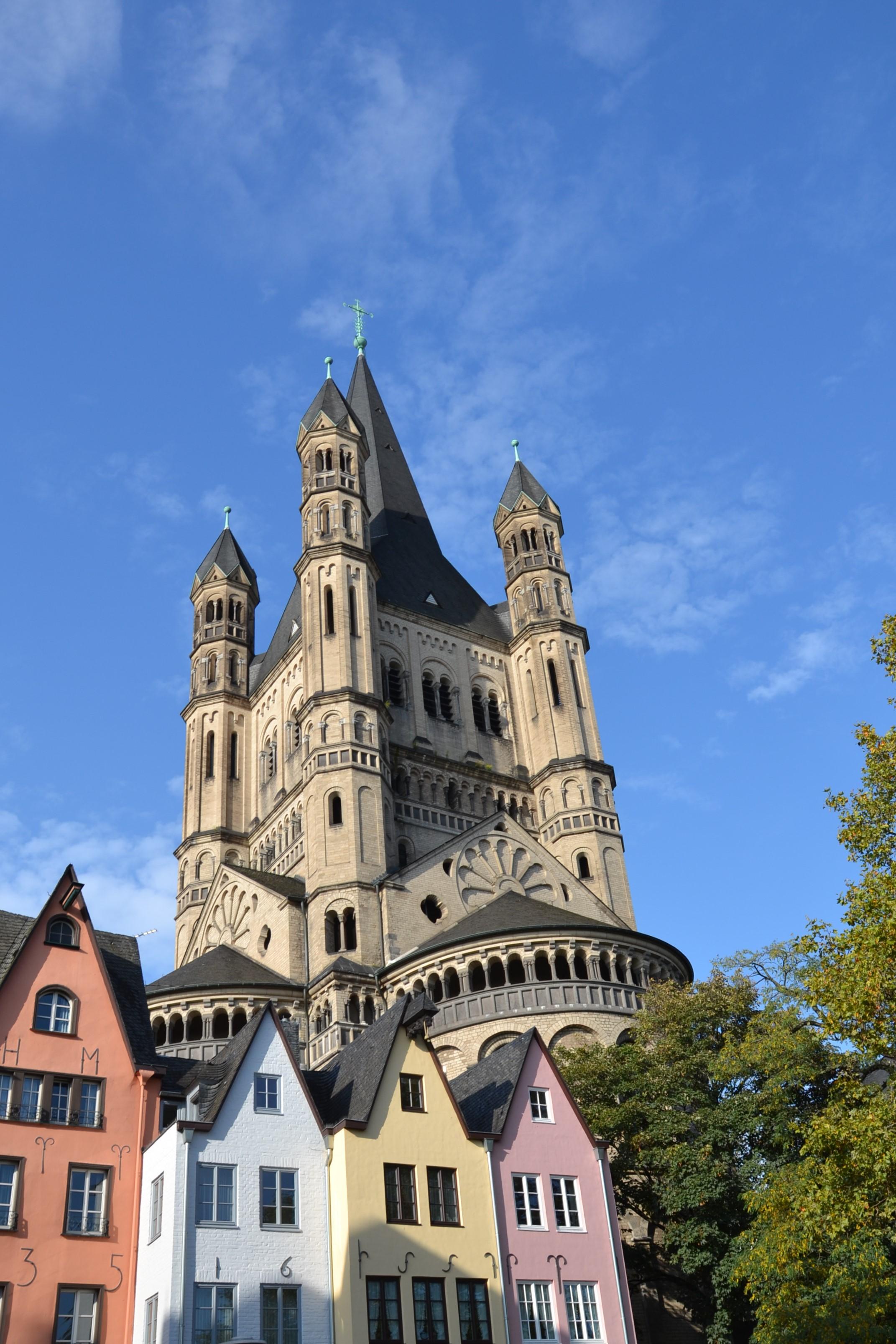 Kölner Groß St. Martinskirche