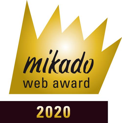 Logo web award