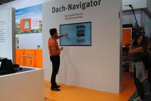 Dach+Holz International 2020 Stuttgart Stand Bauder