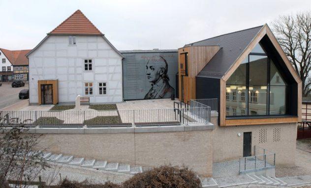 Johann Heinrich Voß Haus, Penzlin